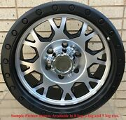 4 Wheels Rims 20 Inch For Hummer H2 Ford E-150 Nissan Nv 1500 2500 3500 -140