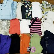 15 Pc Lot Of Womens Sweaters/cardigans M