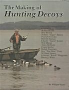 The Making Of Hunting Decoys By William Veasey 1986 Nice