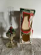 Acla Christmas Electric Vintage Candle Lamp Glass Chimney Flickering Bulb