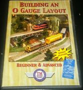 Building An O Gauge Layout Beginner And Advanced Dvd Model Railroad Electric Train