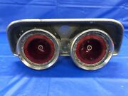 Vintage 1968 Dodge Charger Lh Tail Light Assembly