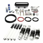 Ta-technix Viair Air Chassis For Mercedes S-class Soda + Coupe W140 115l Tank