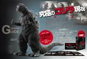Deagostini Jp Godzilla 24 Scale Rc Control Model Kit With Light And Sound