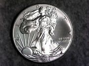 2015 Silver American Eagle Coin Bu Coin Us 1 Dollar Uncirculated W/ Certificate