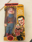 Rare Antique Howdy Doody Marionette Cowboy Show Puppet New In Original Box