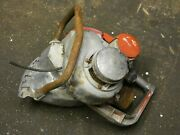 Vintage Lombard Gear Drive Model 46 Chainsaw Powerhead Parts Or Repair