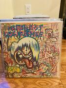 The Red Hot Chili Peppers - S/t - Og - 1st Pressing - Promo - 1984