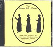 The Shaker Gift Of Song Cd New Sealed 1980 And 1981 Ann Black Sturm