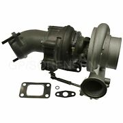 Gp Sorensen Turbocharger O.e. Replacement 850-1053 Compatible With Dodge