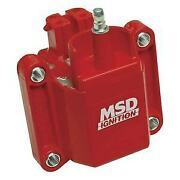 Msd Conventional High Performance Ignition Coil 8226 Compatible With Chevrolet,