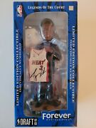 Dwyane Wade Autographed Limited Edition Nba Draft Lottery Bobblehead 🔥