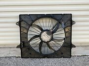 2018 2019 2020 Chevy Traverse Radiator Cooling Fan Oem Used 84199038