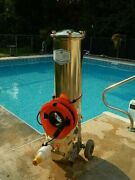 Harmsco Portable Pool Cleaner, Temporary Filtration System