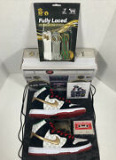 2014 Nike Sb Dunk High Black Sheep Paid In Full 313171-170 Special Box Iso