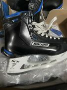 Bauer Nexus 1n Skate Size 7.5 D Used A Few Times. Ls4 And Footbedsnew Incl