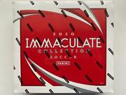 2020 Panini Immaculate Soccer Hobby Box   New And Factory Sealed