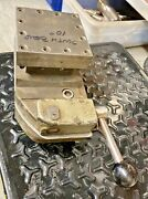 """South Bend Metal Lathe Heavy 10"""" And 10l Square Quick Change Turret Tool Post"""