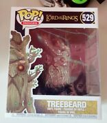 """Funko Pop Movies The Lord Of The Rings 529 Treebeard 6"""" Vaulted"""