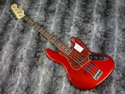 Fender Japan 2021 Collection Made In Hybrid Ii Jazz Bass Candy Apple Red