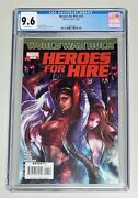 9.6 Cgc Heroes For Hire 13 2007 [3799068006]