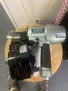 Hitachi Nv65ah Oem Wire And Plastic 2-1/2 Coil Siding Nailer Hardie