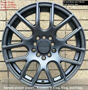 4 Wheels For 17 Inch Clubman Cooper Country Man 2016 2017 2018 -5205