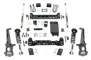 6 Rough Country Strut Lift Kit With N3 Shocks 50531 Fits 19-21 Ford Ranger 4wd