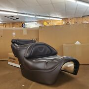 New Oem Goldwing 1500 Oem Double Seat Brown Leather 77200-mn5-000zb Gl1500