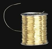 Bandp Lamp 700 Ft. 24 Ga. Brass Wire For Pinning