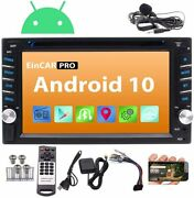 Android 10.0 Car Stereo Double 2din Car Dvd Cd Player Gps Bluetooth Radio Wifi