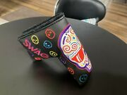 Swag Golf Sugar Skull Putter Cover Noob Headcover 1 Of 45
