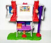 Imaginext Teen Titans Go Tower Clubhouse Play Set 2016
