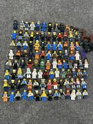 Lego Minifigures Bulk 100+ Minifigs With 200+ Accessories Great Condition
