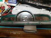 Gauge Cluster 1952 Pontiac Catalina Super Deluxe With All Bulbs Very Nice