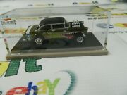 Very Rare Hotwheels Rlc Flying Tigers 55 Chevy Belair Gasser Limited To 12000
