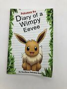 Pokemon Go Diary Of A Wimpy Eevee Book By Red Smith