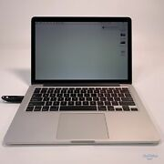 Apple 13 Macbook Pro 2013 Me867ll/a-bto + I/o Issue Sold As Is
