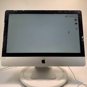 Apple 21.5 Imac 2015 1.6ghz I5 Mk142ll/a + Display Dmg Sold As Is For Parts