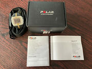 Polar Ft7 Heart Rate Monitor Watch With Chest Strap Black And Gold New Battery