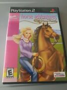 Barbie Horse Adventures Wild Horse Rescue Sony Playstation 2 2003