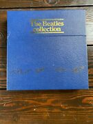 The Beatles Collection Boxed Set Blue 1986 Uk