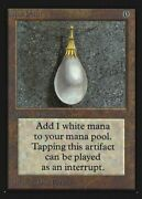 Mox Pearl Not Tournament Legal Collectors' Edition Mint Rare Card Abugames