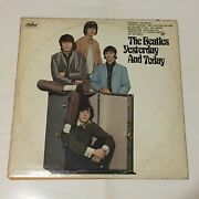 The Beatles-yesterday And Today Lp Butcher Cover Second State Mono