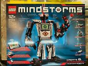 New Lego Mindstorms Ev3 31313 Robot Kit W/ Remote Control Sealed Free Shipping