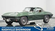 1967 Chevrolet Corvette 427 Tri-power Documented Ncrs Judged Goodwood Green Numbers Matching 427