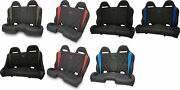 Bs Sands Performance Front And Rear Bench Seats New