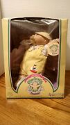 1983 Cabbage Patch Preemie Doll In Box With Birth Certificate