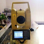 New South Nts342l Color Screen Total Station With Usb Port Gift Prism