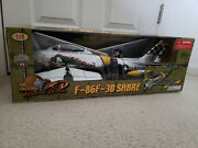 Ultimate Soldier F 86f 30 Sabre 118 Scale Fighter Plane Huff Lt. Jim Thompson